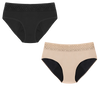 Thinx Back-to-Basics Set Period Underwear