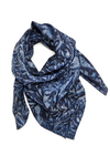 SANDUR SCARF IN ORGANIC COTTON & PEACE SILK