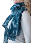 HRET ICE SCARF IN BANANA FABRIC