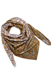 LEIR SCARF IN ORGANIC COTTON & PEACE SILK