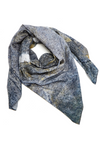 VARMI SCARF IN ORGANIC COTTON & PEACE SILK