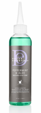 Design Essentials Peppermint & Aloe Scalp Tonic