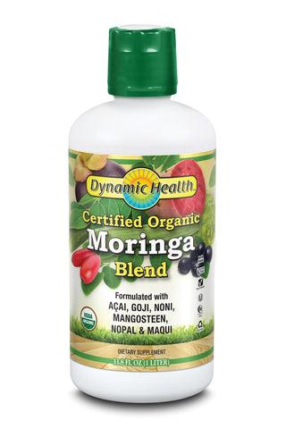Dynamic Health Certified Organic Moringa Blend