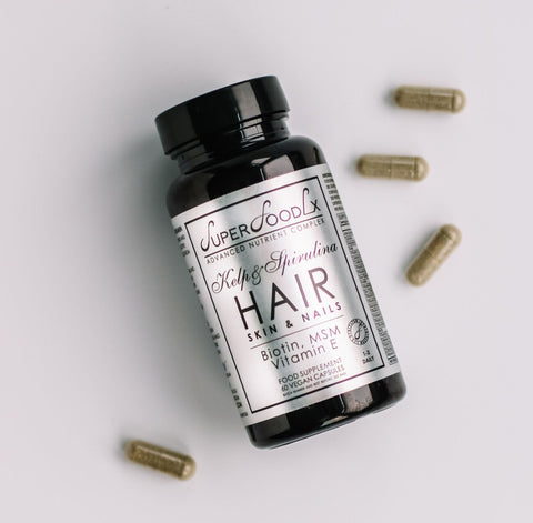 Superfood LX Hair Skin Nails Capsules