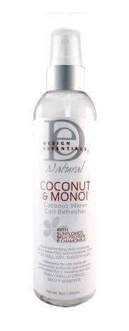 Design Essentials Coconut & Monoi Curl Refresher
