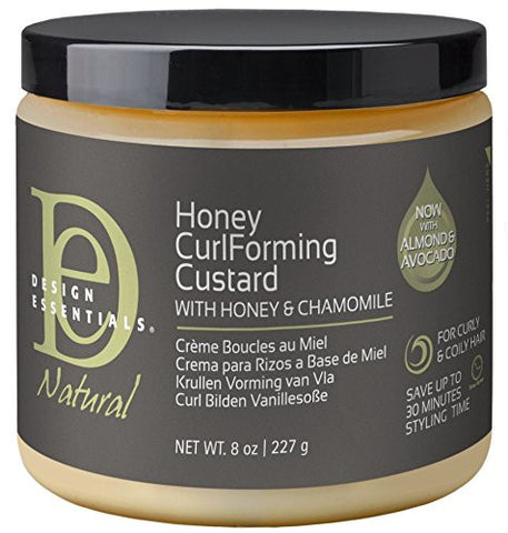 Design Essentials Honey Curlforming Custard
