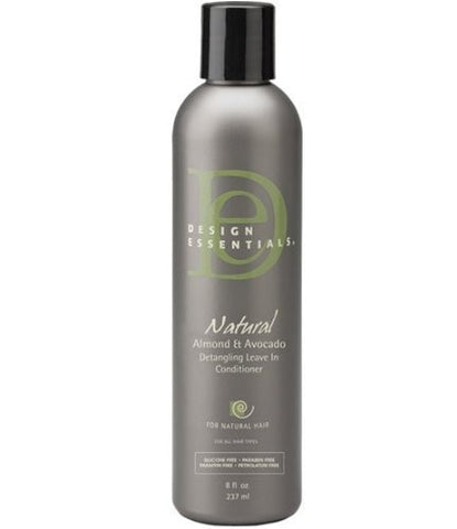 Design Essentials Almond and Avocado Detangling Leave-In Conditioner