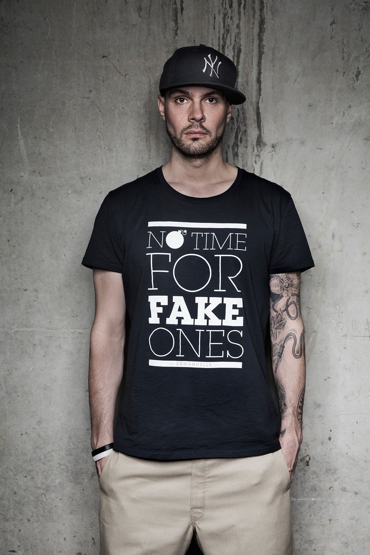 No Time For Fake Ones – Shirt