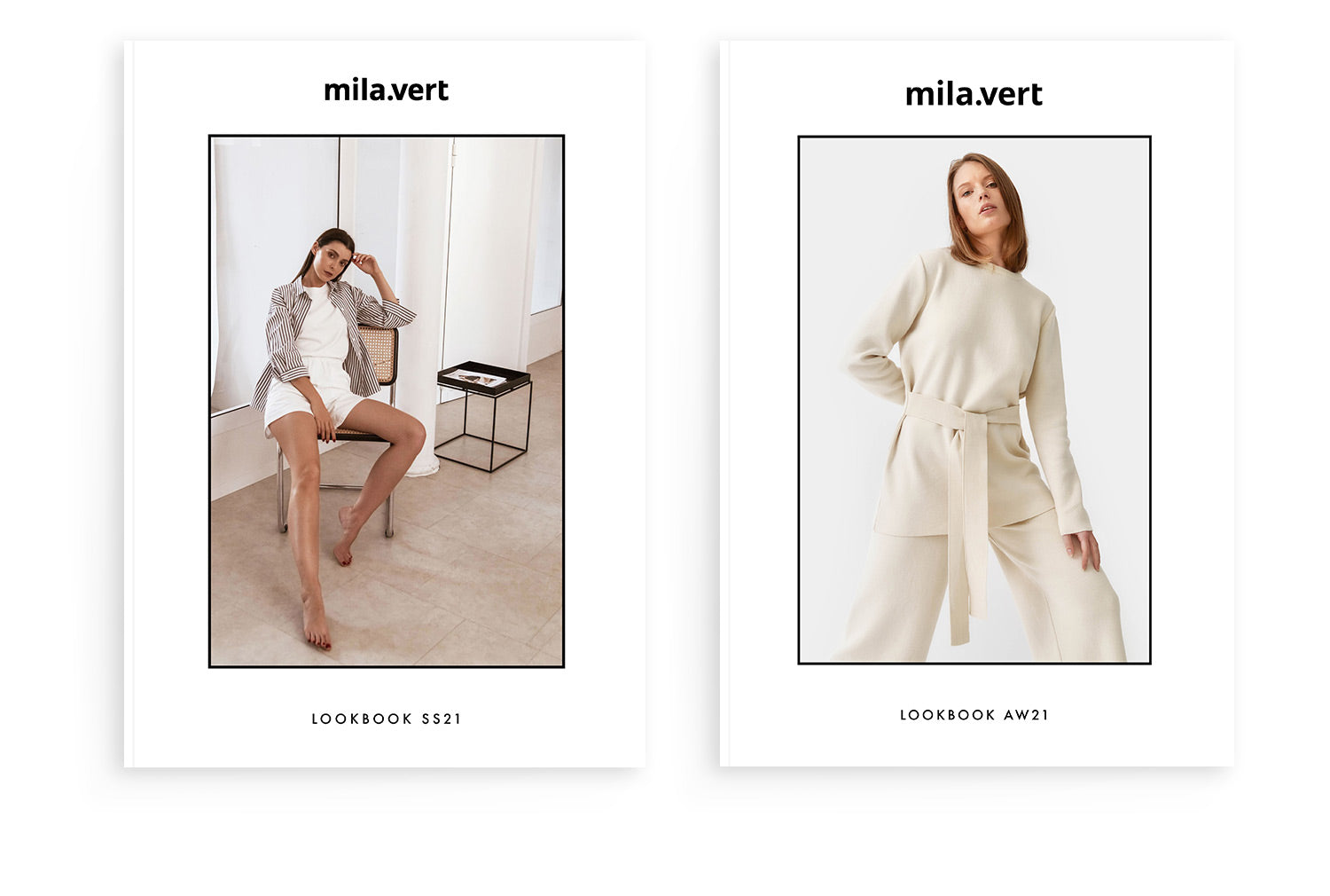 Mila.Vert wholesale - sustainable fashion brand