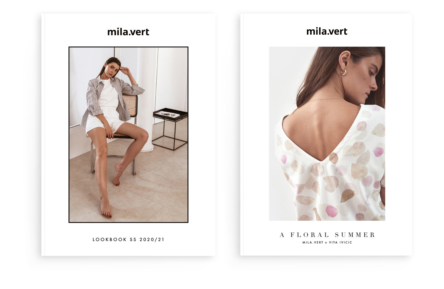 Mila.Vert Copenhagen fashion week - lookbook