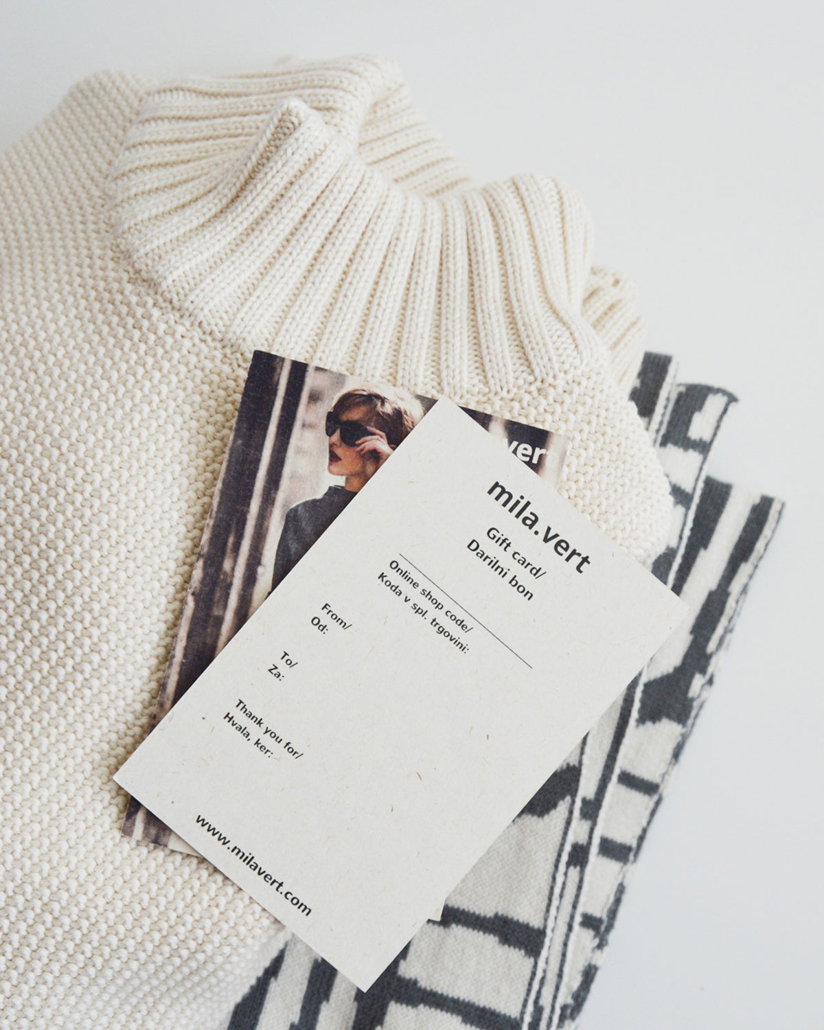 Sustainable & Ethical fashion gift card