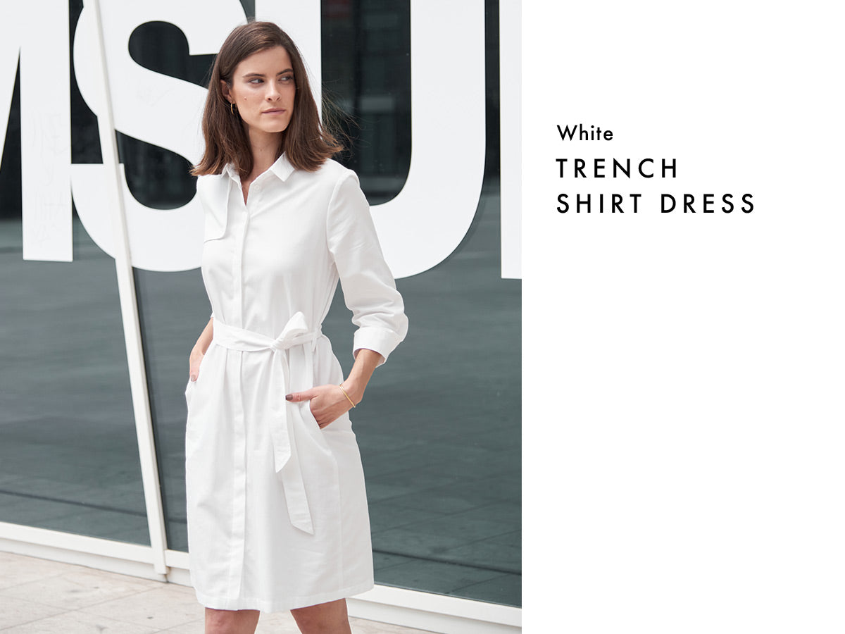Sustainable-white-shirt-dress-summer-look-1