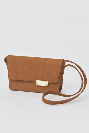 Sustainable Envelope shoulder bag _ Mila.Vert