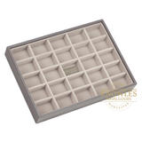 Stackers by LC Designs - Ladies Classic 25 Section Jewellery Tray - Bags and Accessories  - 4