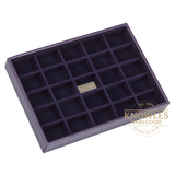 Stackers by LC Designs - Ladies Classic 25 Section Jewellery Tray - Bags and Accessories  - 5