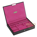 Stackers by LC Designs - Ladies Classic Lidded Jewellery Tray - Bags and Accessories  - 7