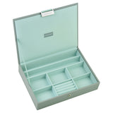 Stackers by LC Designs - Ladies Classic Lidded Jewellery Tray - Bags and Accessories  - 9