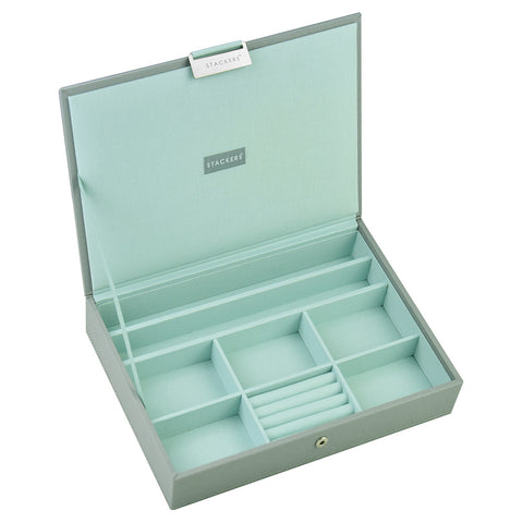 Stackers by LC Designs - Ladies Classic Lidded Jewellery Tray