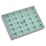 Stackers by LC Designs - Ladies Classic 25 Section Jewellery Tray - Bags and Accessories  - 6