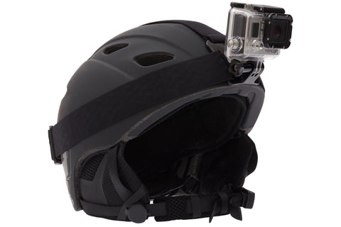 Helmet Mount/Head Strap for GoPro & Cameras