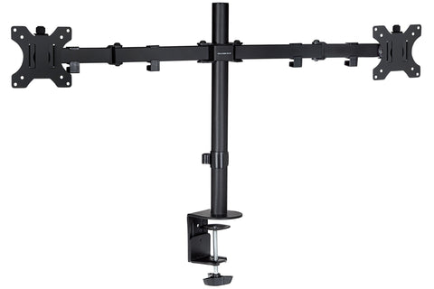 "DESK Dual Arm Cantilever Monitor Mount | 13""-32"""