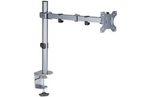 "DESK Silver PC Monitor Mount | 19""-32"""