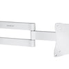 "TV Heavy-Duty Swing Arm Bracket White | 13""-28"""