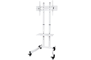 "TV Portable Trolley Stand | 32""-65"""