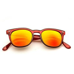 MAS Ruby Red + Orange Mirror Lens