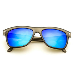 NESA Grey Matt + Blue Mirror Lens