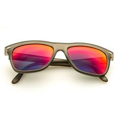 NESA Grey Matt + Red Mirror Lens