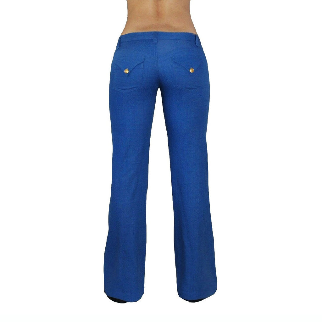 The Blues Skinny Flares