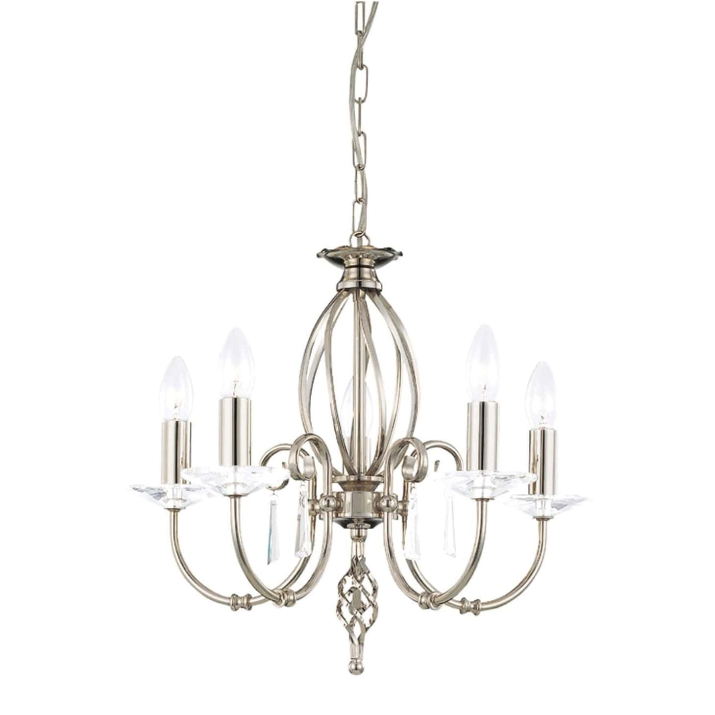 skye pavilion glass libra broadway nickel ribbon chandelier