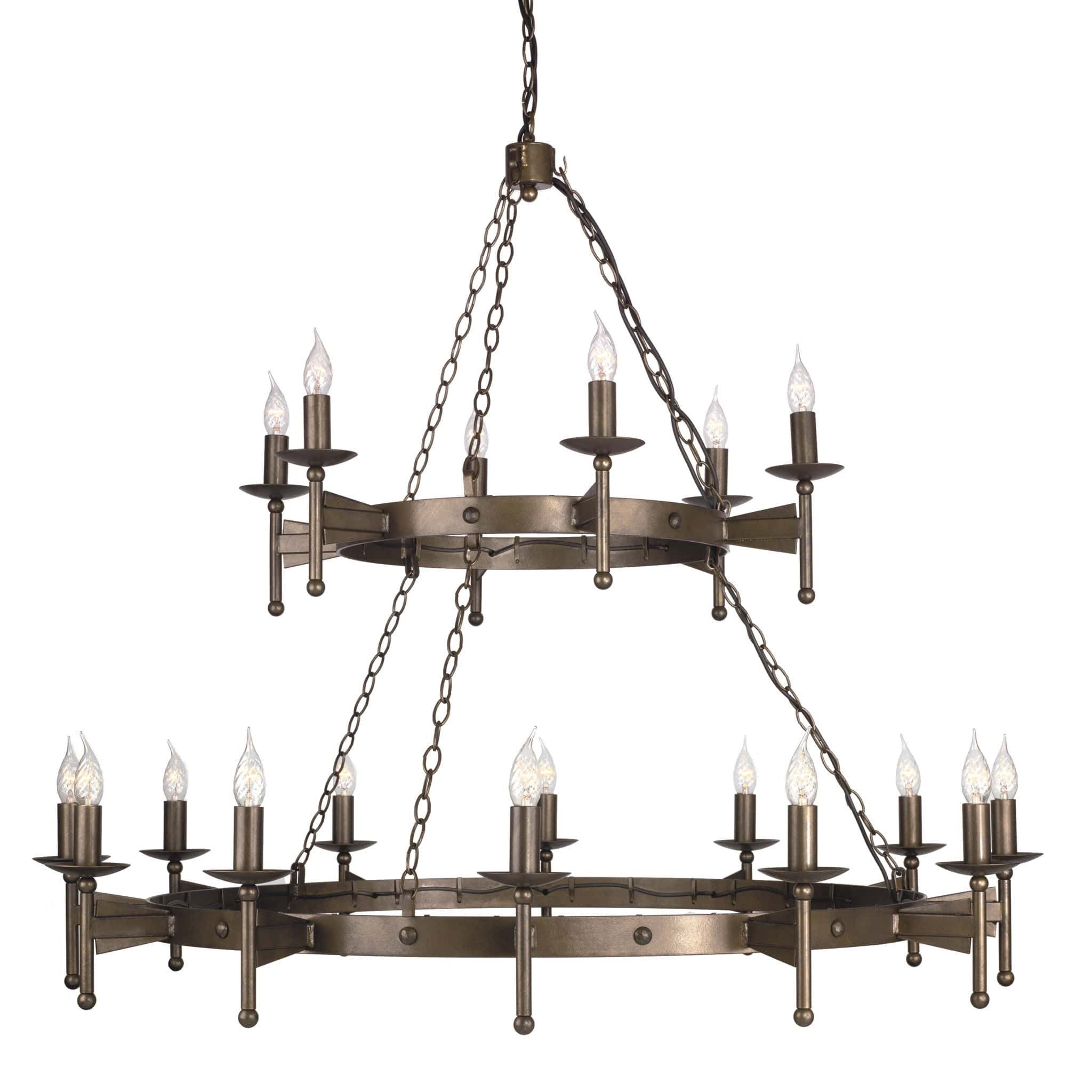 fashioned free old liam barn product gray garden shipping today rubbed overstock light the bronze home chandelier oil