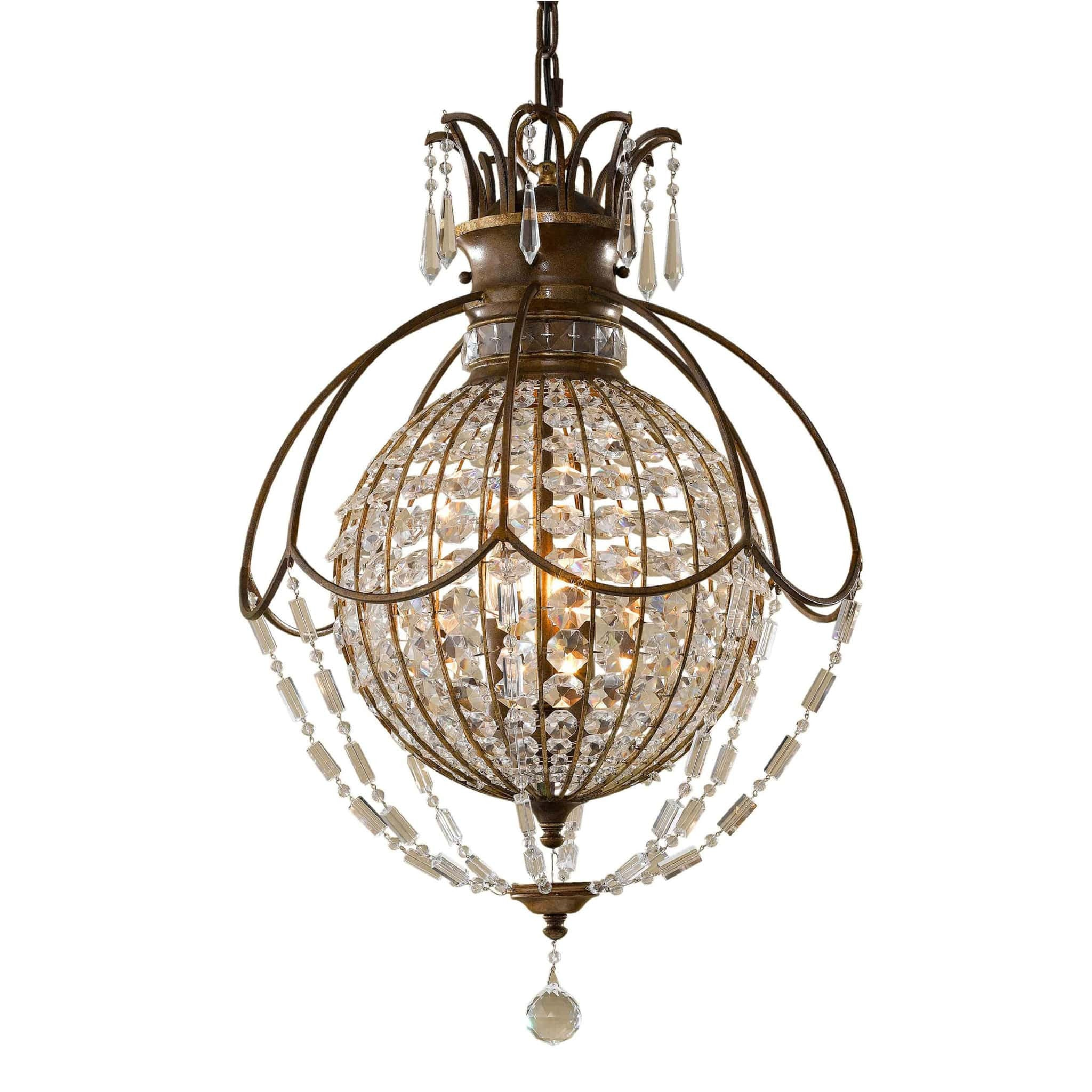 Feiss bellini 3 light bronze ball crystal chandelier chandelier feiss bellini 3 light bronze ball crystal chandelier febellini3 mozeypictures Image collections
