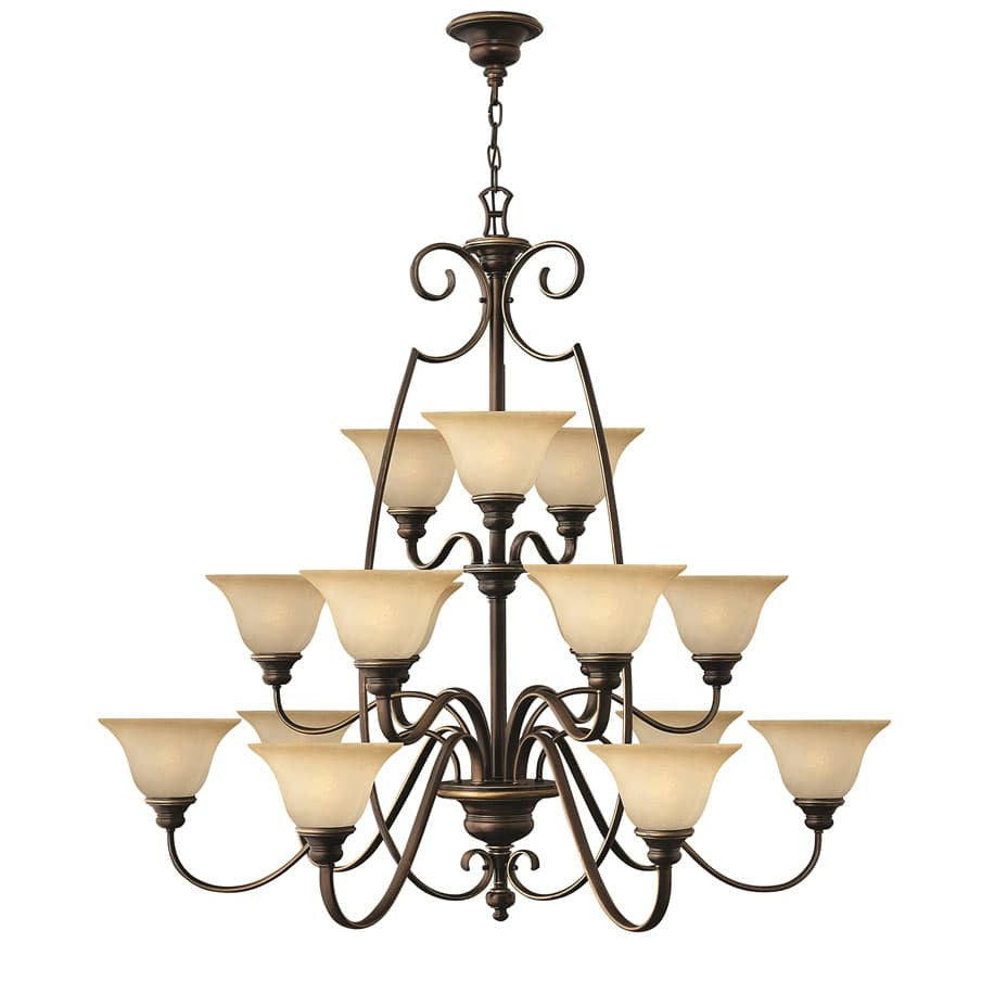 Hinkley cello 15 light shade antique bronze chandelier chandelier hinkley cello 15 light shade antique bronze chandelier hkcello15 arubaitofo Images