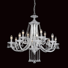 Chandeliers buy online from chandelier shack impex calgary 12 light chrome crystal candle chandelier cf11215112ch aloadofball Choice Image