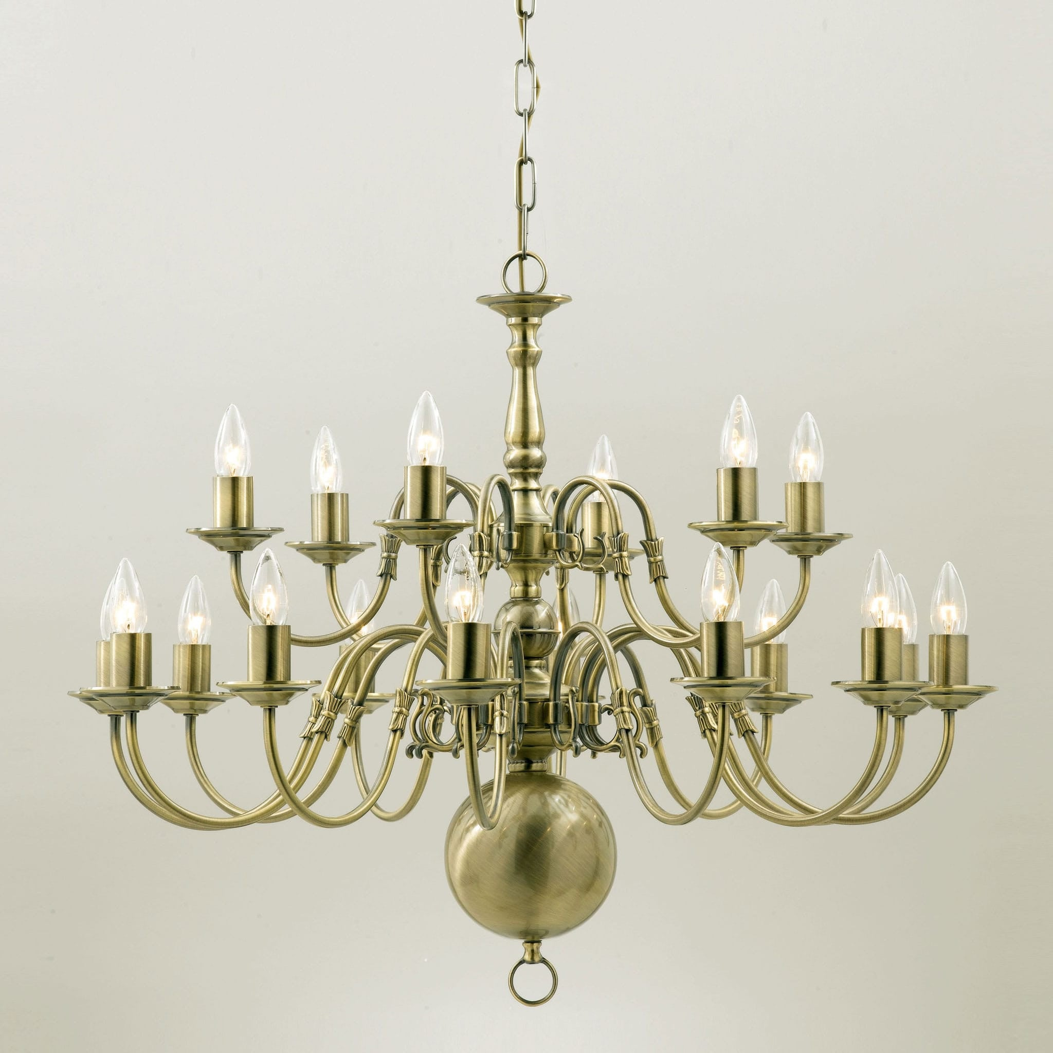 lighting old within chandelier georgian brass style patinated of vintage tier fashioned best chandeliers