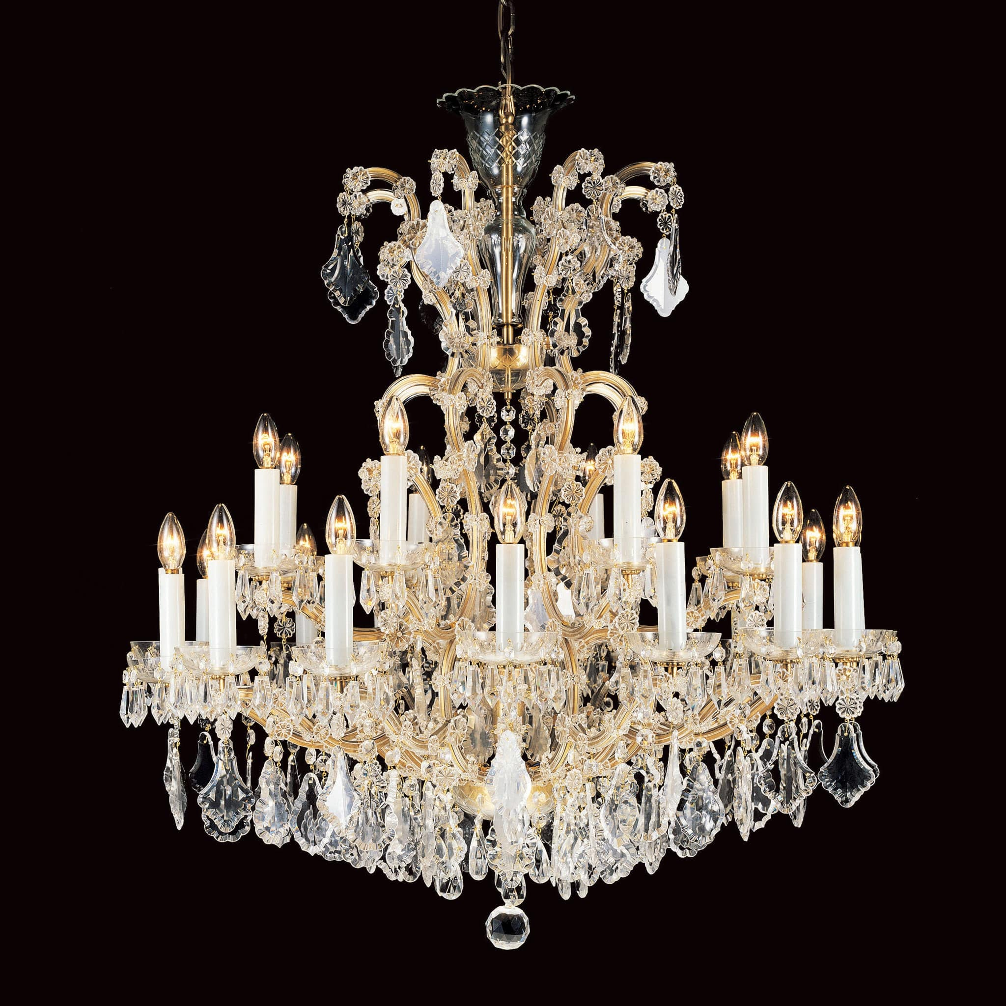 Impex misto 25 light czech preciosa crystal chandelier chandelier impex misto 25 light czech preciosa crystal chandelier cb14531125 aloadofball Gallery