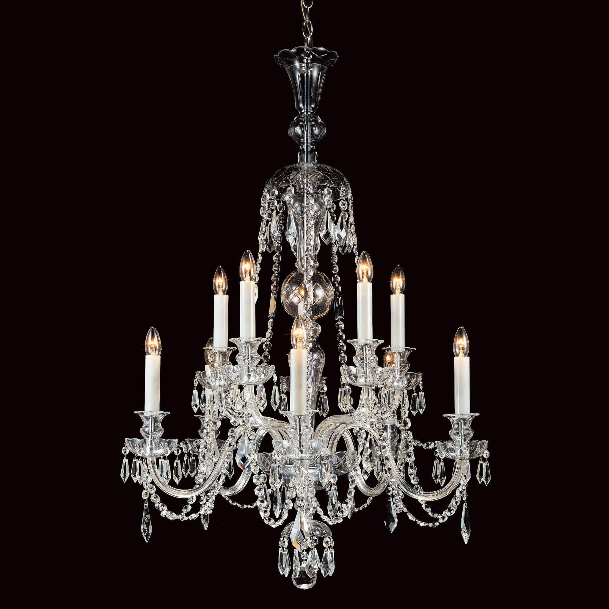 Impex most 10 light georgian lead crystal chandelier chandelier shack impex most 10 light georgian lead crystal chandelier cb12525110 aloadofball Image collections