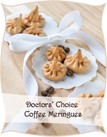 Coffee meringues recipe