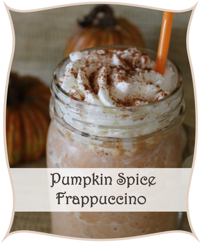 healthy pumpkin frappuccino recipe