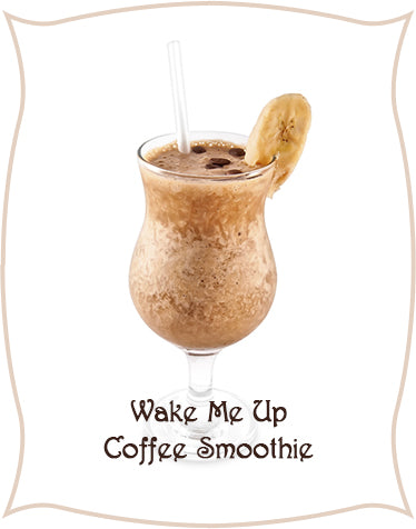 Health coffee smoothe recipe