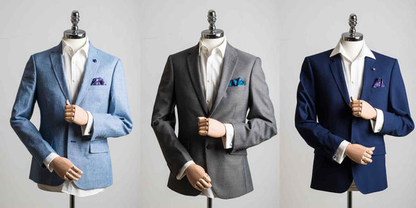 How To Create Multiple Looks From One Suit