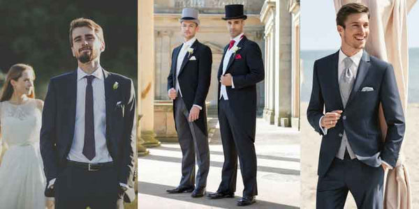 Men's Accessory Ideas For Popular Wedding Themes