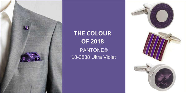 Purple: The Colour of 2018