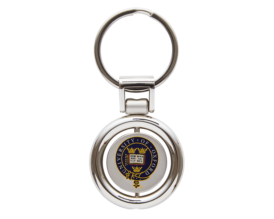 Official University of Oxford Swivel Round Keyring