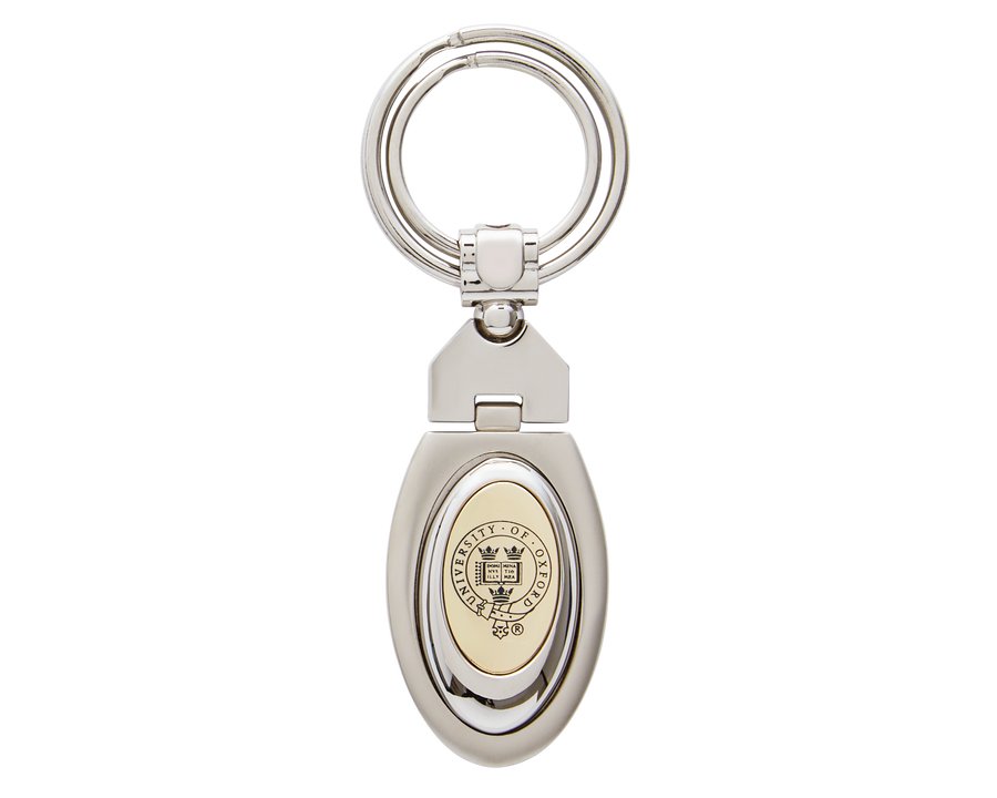 Official University of Oxford Oval Keyring