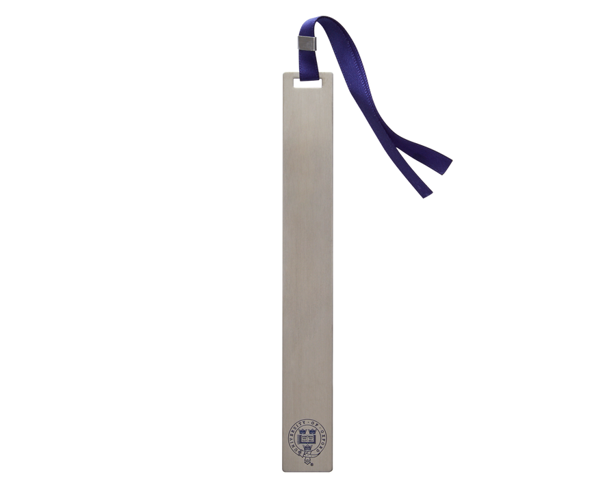 Official University of Oxford Metal Bookmark