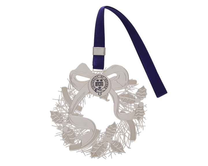 Official University of Oxford Wreath Decoration